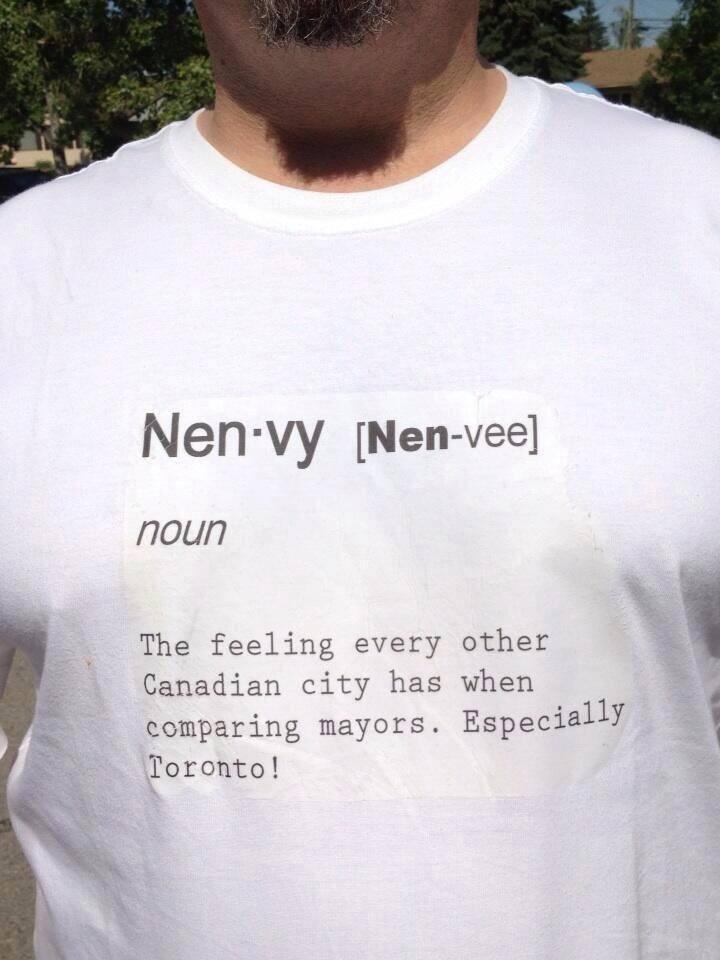 Nen-vee T-Shirt