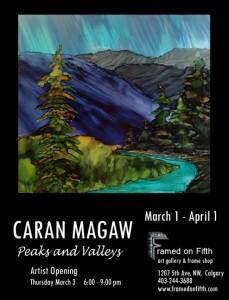 Caran Art Show